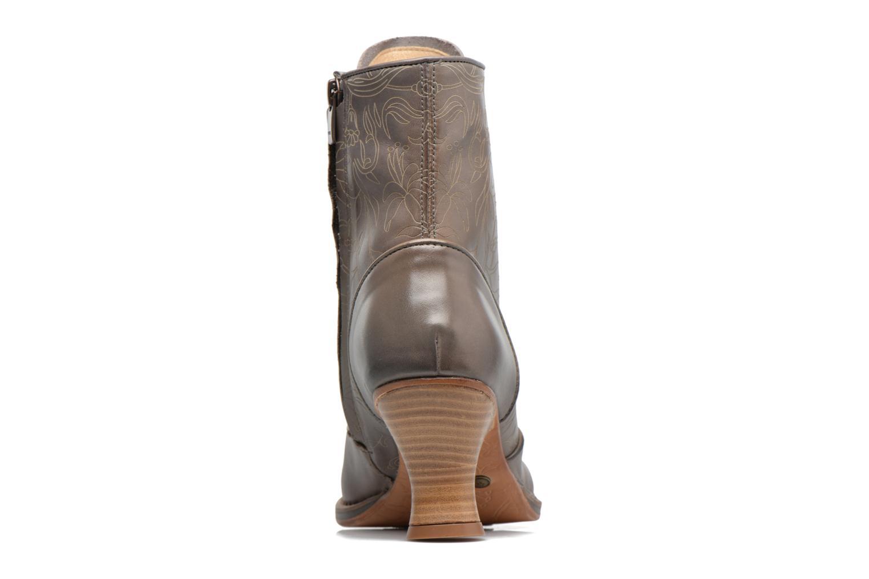 Bottines et boots Neosens Rococo S846 Gris vue droite