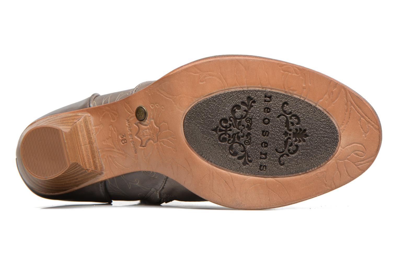 Bottines et boots Neosens Rococo S846 Gris vue haut