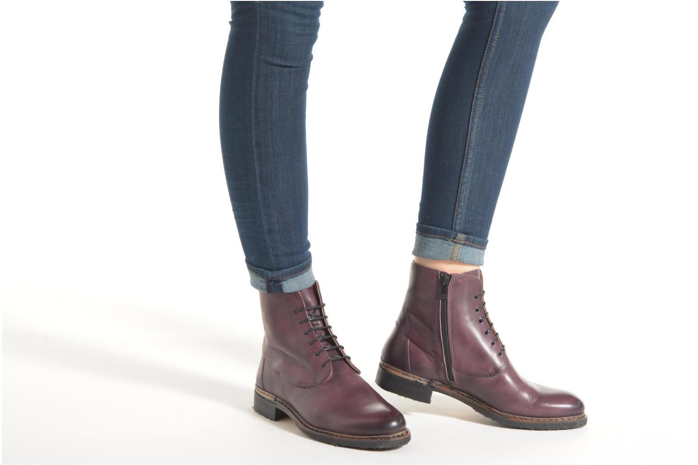 Boots en enkellaarsjes Neosens Hondarribi S896 Paars onder