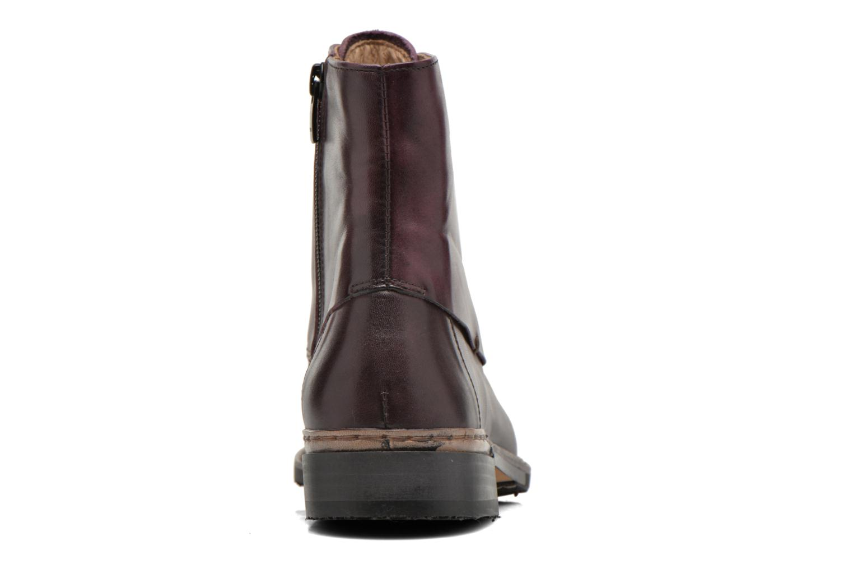 Boots en enkellaarsjes Neosens Hondarribi S896 Paars rechts