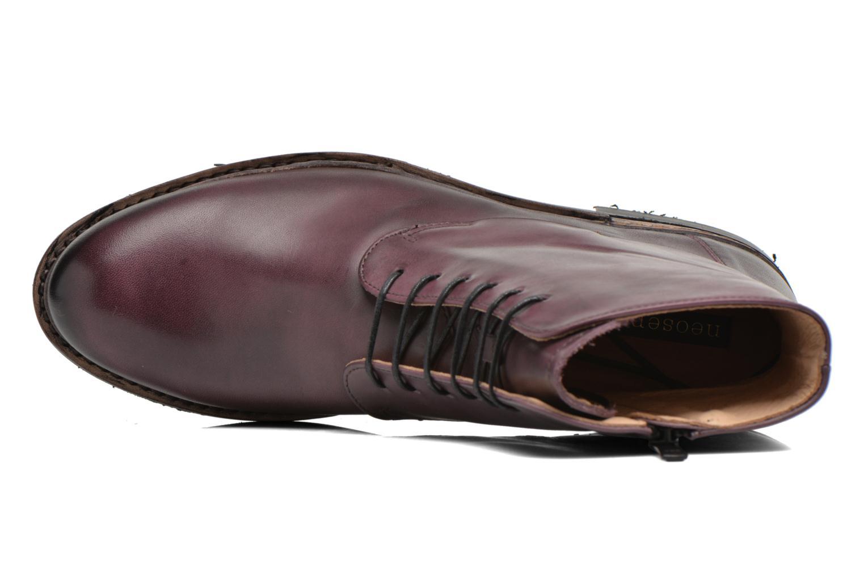 Boots en enkellaarsjes Neosens Hondarribi S896 Paars links