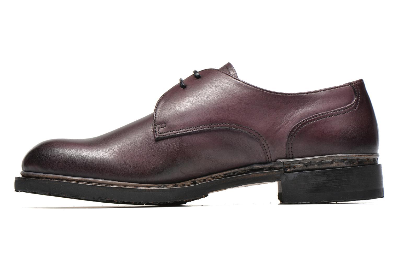 Chaussures à lacets Neosens Hondarribi S898 Violet vue face