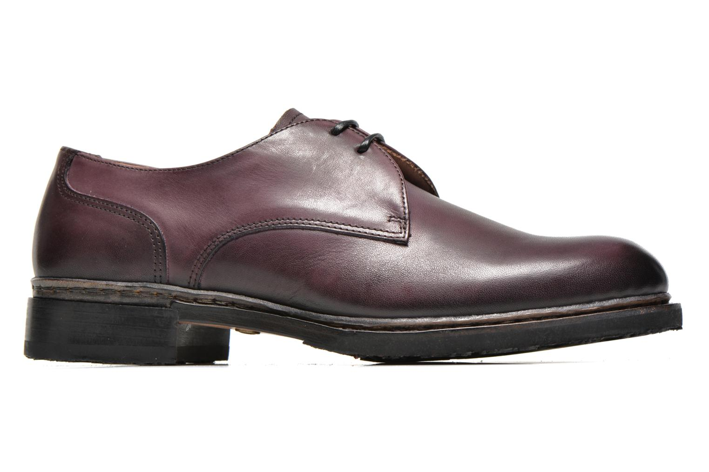 Chaussures à lacets Neosens Hondarribi S898 Violet vue derrière