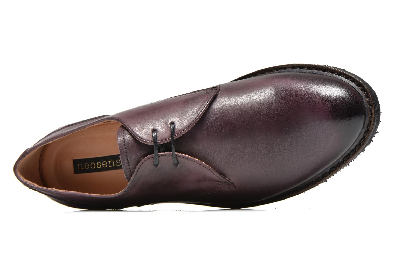 Chaussures à lacets Neosens Hondarribi S898 Violet vue gauche