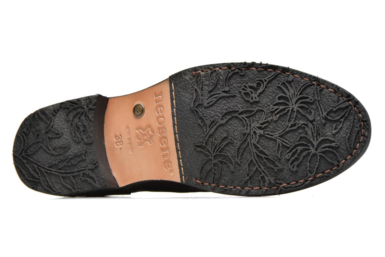 Chaussures à lacets Neosens Hondarribi S898 Violet vue haut