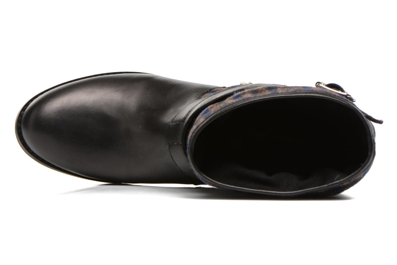 Boots en enkellaarsjes Mellow Yellow Talkup Zwart links
