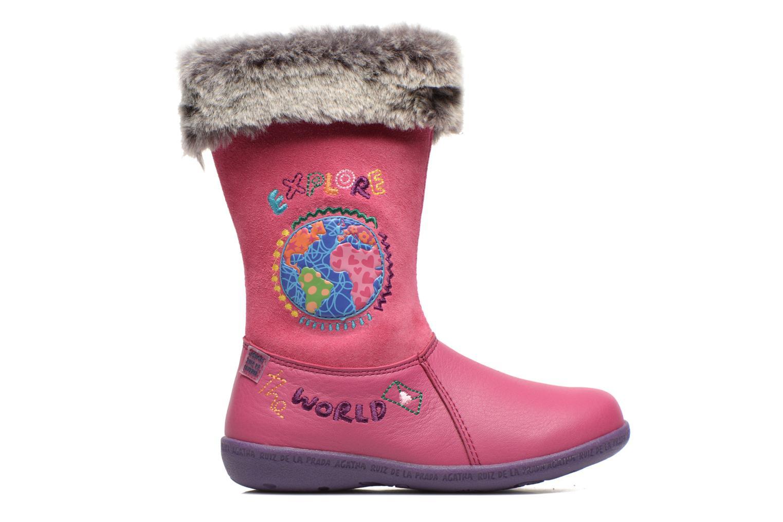 Laarzen Agatha Ruiz de la Prada Cazoleta Infantil Roze achterkant