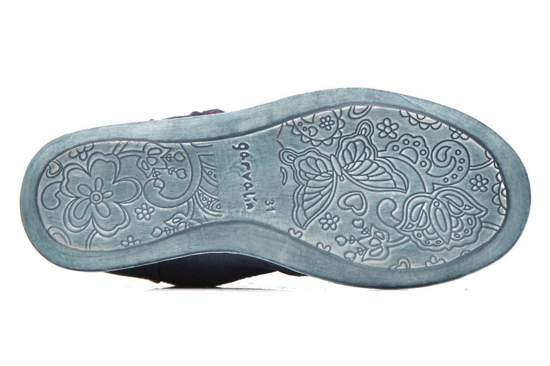 Bottes Agatha Ruiz de la Prada Clever Bleu vue haut