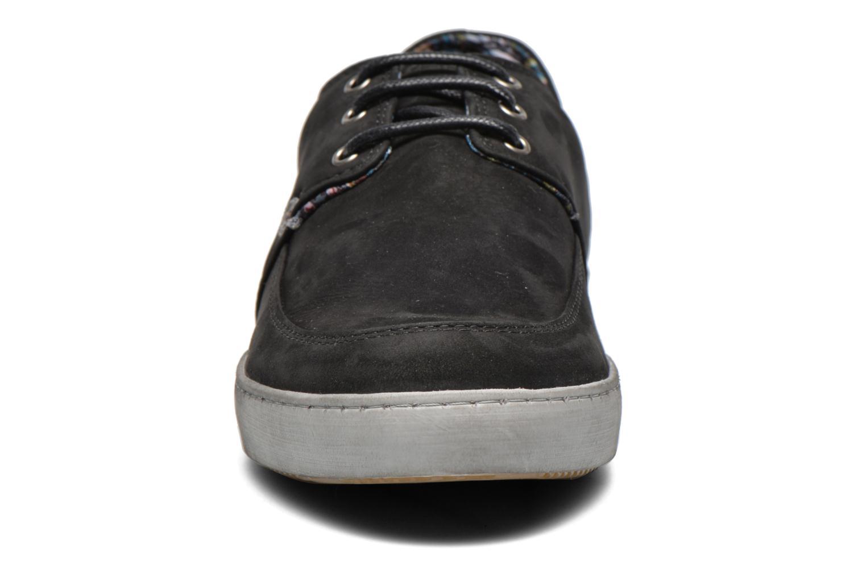 Sneaker Mascaret Gaby 2 Buck schwarz schuhe getragen