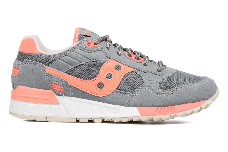 Sneaker Saucony Shadow 5000 W grau ansicht von hinten