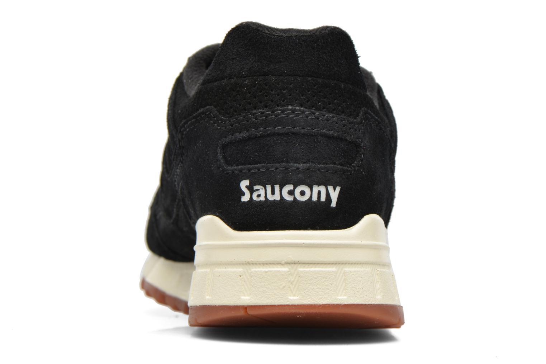 Baskets Saucony Shadow 5000 Noir vue droite