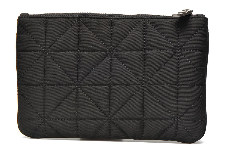 Portemonnaies & Clutches Sonia Rykiel LE CLOU NYLON Trousse plate schwarz ansicht von vorne