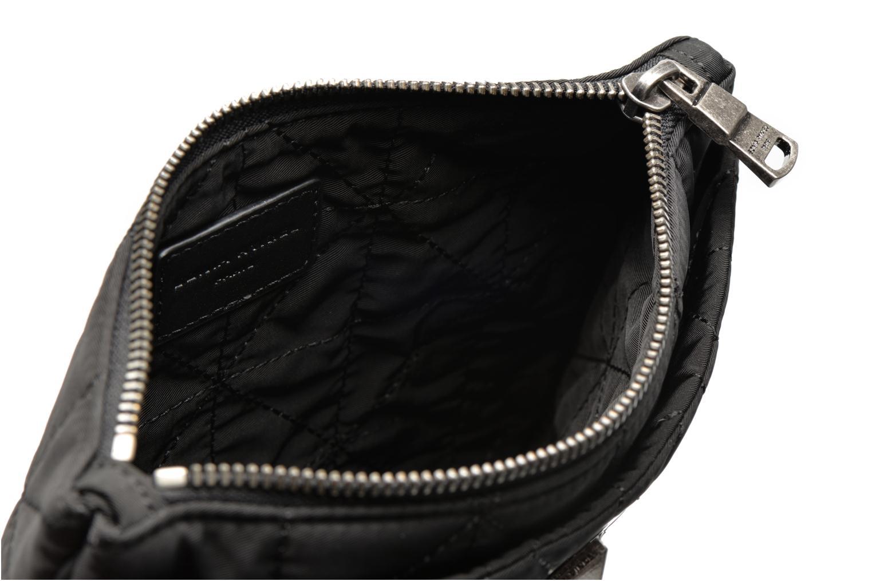 Portemonnaies & Clutches Sonia Rykiel LE CLOU NYLON Trousse plate schwarz ansicht von hinten