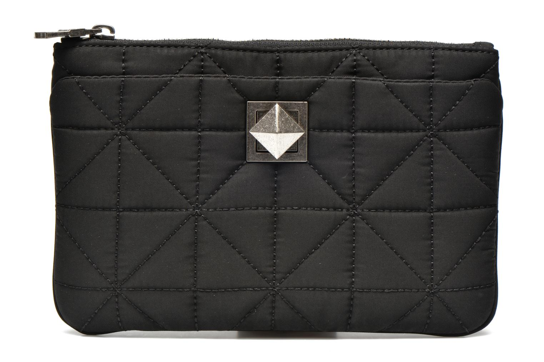 Portemonnaies & Clutches Sonia Rykiel LE CLOU NYLON Trousse plate schwarz detaillierte ansicht/modell