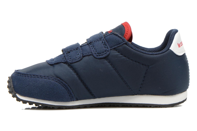 Sneaker Le Coq Sportif Racerone INF blau ansicht von vorne