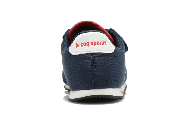 Sneaker Le Coq Sportif Racerone INF blau ansicht von rechts