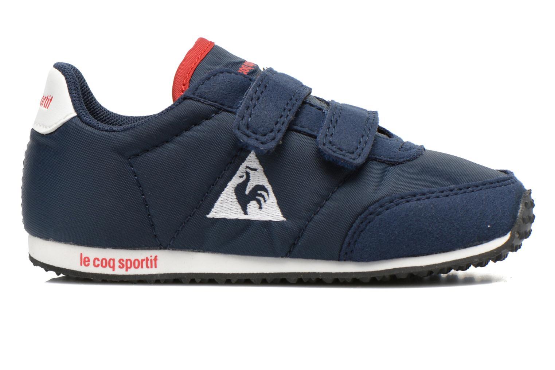 Sneaker Le Coq Sportif Racerone INF blau ansicht von hinten