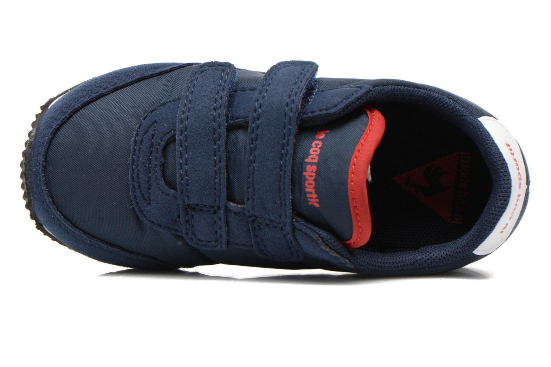 Sneaker Le Coq Sportif Racerone INF blau ansicht von links