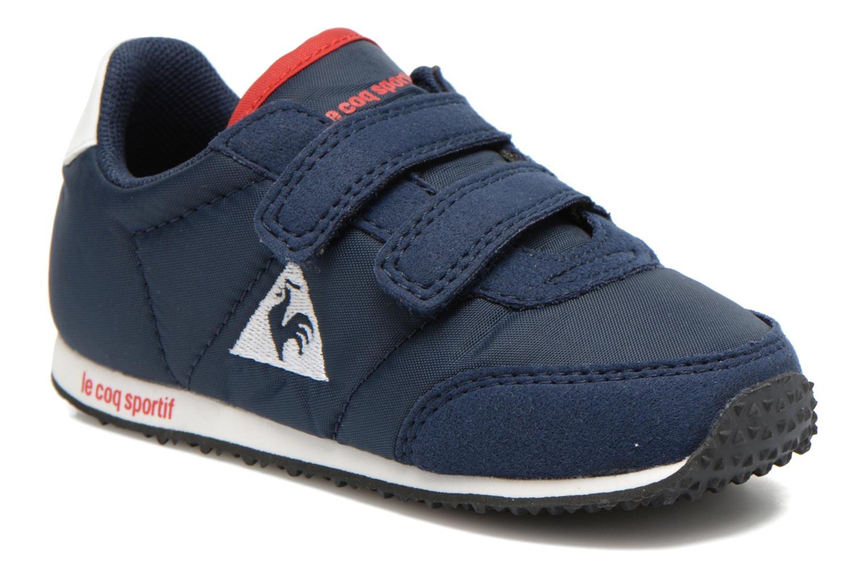Sneaker Le Coq Sportif Racerone INF blau detaillierte ansicht/modell