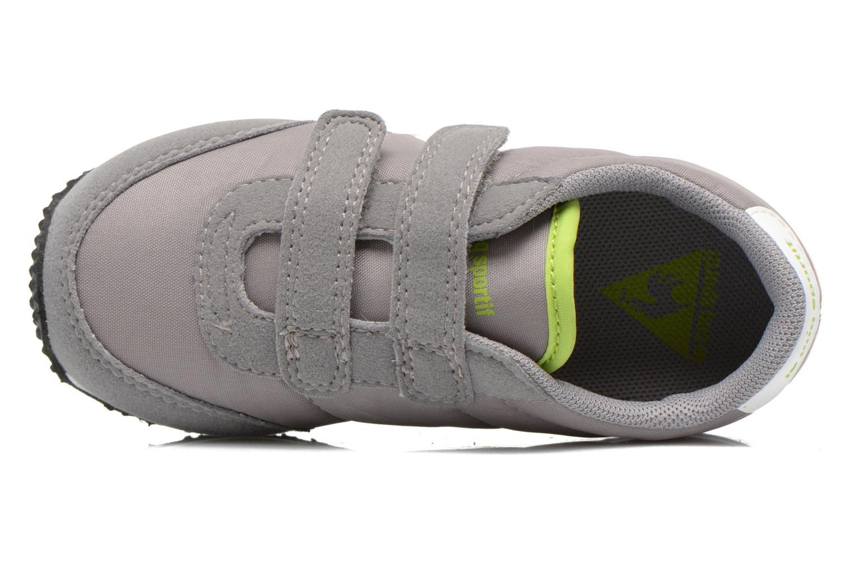 Sneakers Le Coq Sportif Racerone INF Grijs links