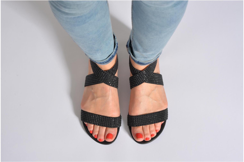 Sandales et nu-pieds Aldo Kardhitsa Beige vue bas / vue portée sac