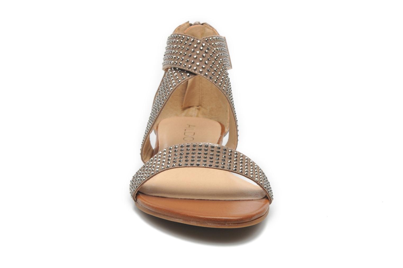 Sandales et nu-pieds Aldo Kardhitsa Beige vue portées chaussures