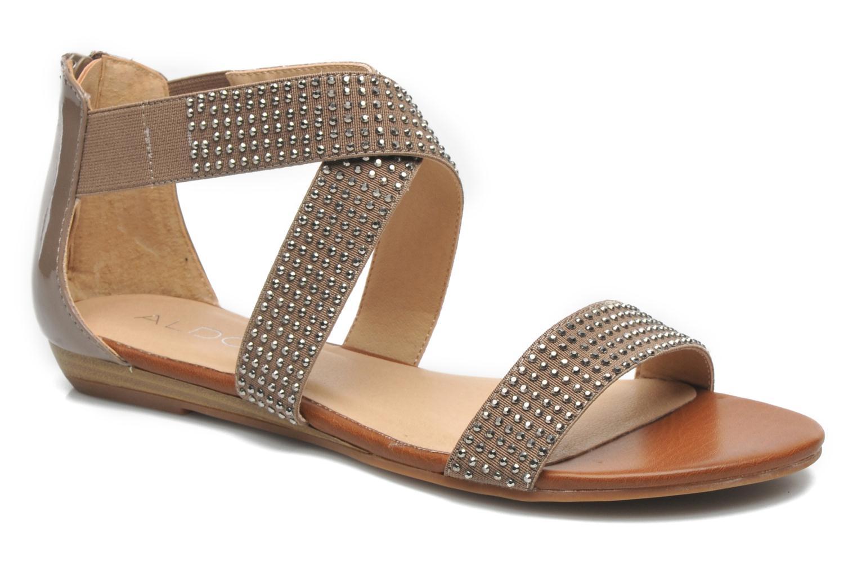 Sandales et nu-pieds Aldo Kardhitsa Beige vue détail/paire
