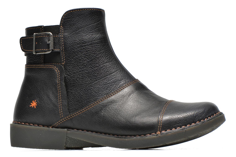 Bottines et boots Art Bergen 917 Noir vue derrière
