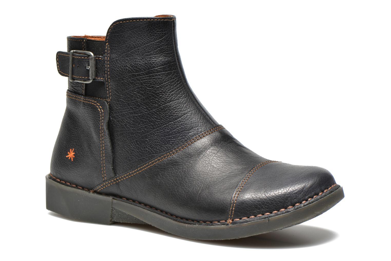 Bottines et boots Art Bergen 917 Noir vue détail/paire