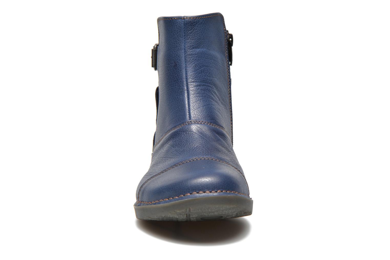 Bottines et boots Art Bergen 917 Bleu vue portées chaussures