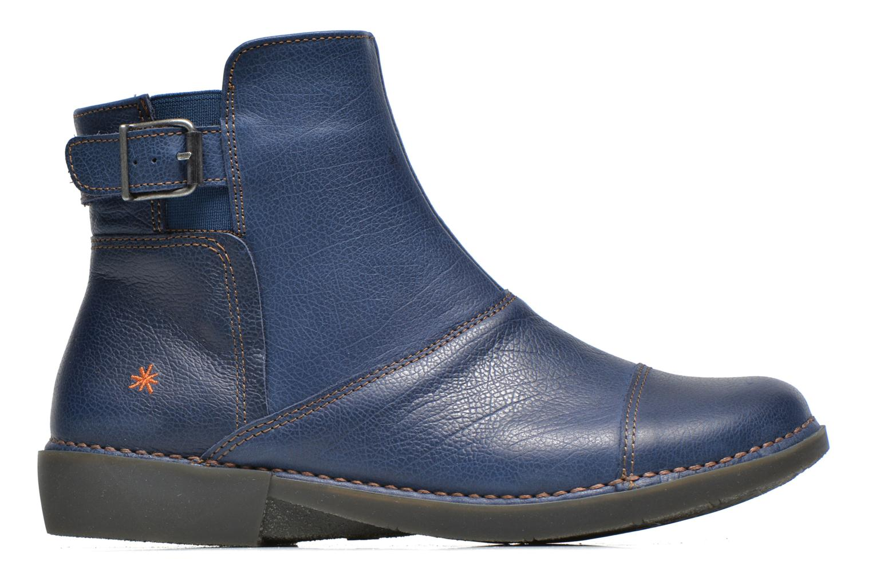 Bottines et boots Art Bergen 917 Bleu vue derrière