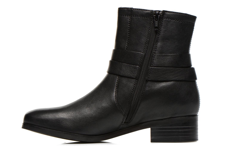 Boots en enkellaarsjes Karston Otam Zwart voorkant