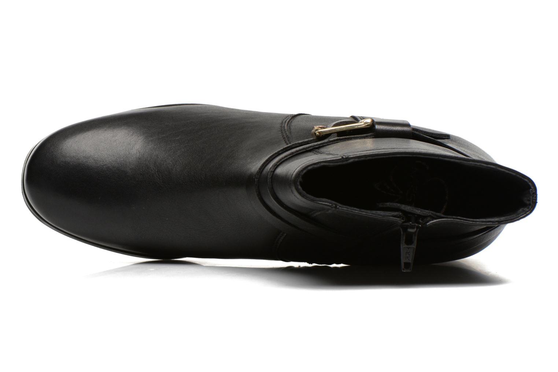 Boots en enkellaarsjes Karston Otam Zwart links