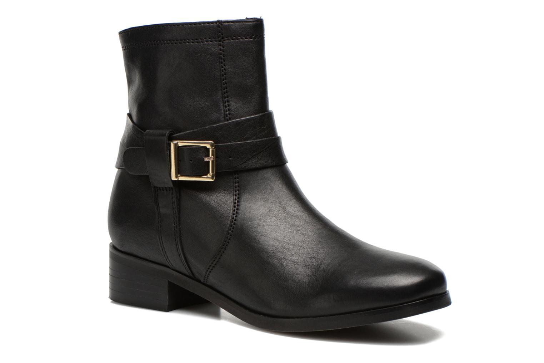Boots en enkellaarsjes Karston Otam Zwart detail