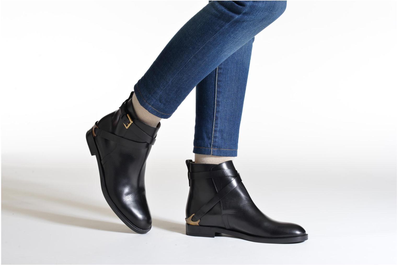 Boots en enkellaarsjes Fratelli Rossetti Magenta Beattles Zwart onder