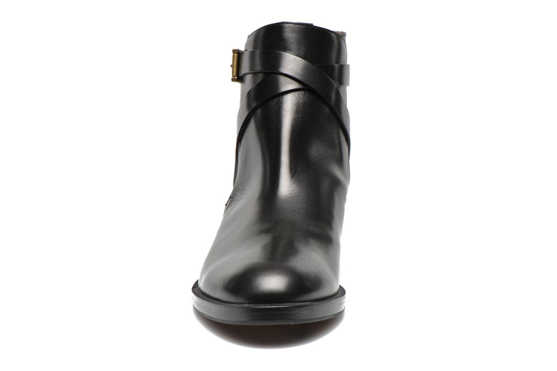 Boots en enkellaarsjes Fratelli Rossetti Magenta Beattles Zwart model