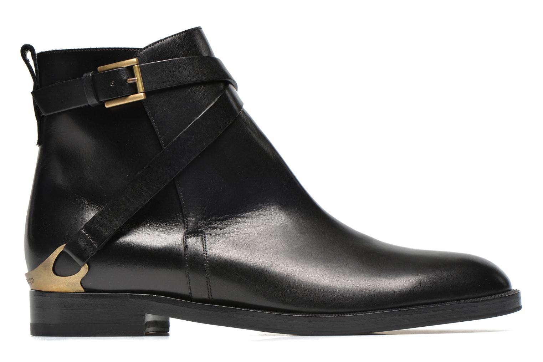 Boots en enkellaarsjes Fratelli Rossetti Magenta Beattles Zwart achterkant