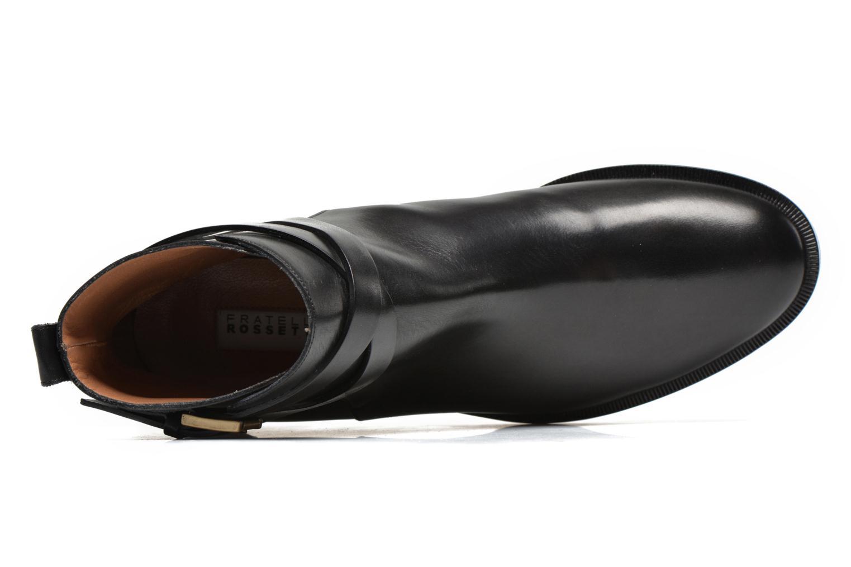 Boots en enkellaarsjes Fratelli Rossetti Magenta Beattles Zwart links