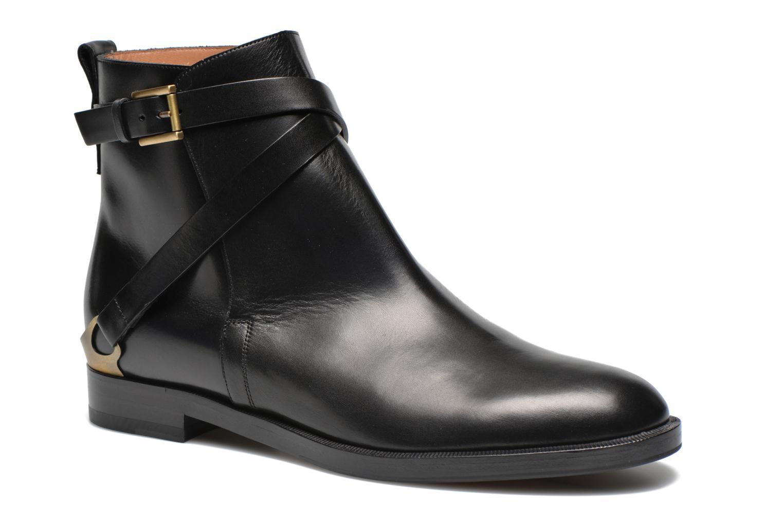 Boots en enkellaarsjes Fratelli Rossetti Magenta Beattles Zwart detail