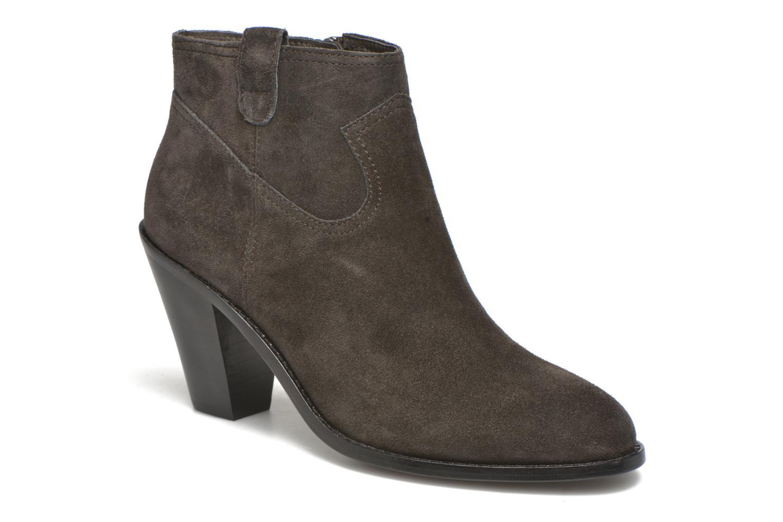 Ash Ivana (Noir) - Bottines et boots chez Sarenza (269780)