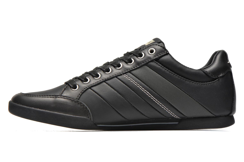 Sneaker Levi's Turlock Refresh schwarz ansicht von vorne