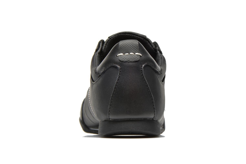 Sneaker Levi's Turlock Refresh schwarz ansicht von rechts
