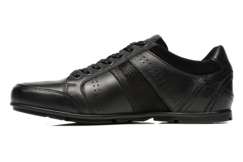 Sneakers Levi's Firebaugh Zwart voorkant