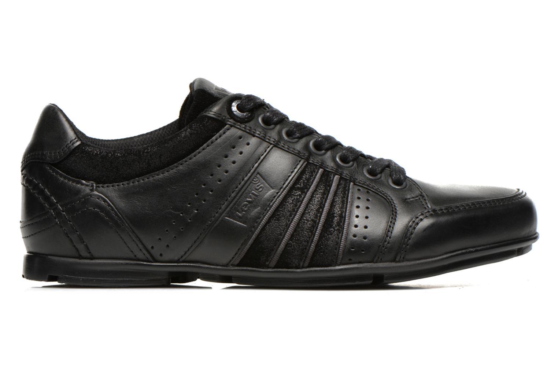 Sneaker Levi's Firebaugh schwarz ansicht von hinten