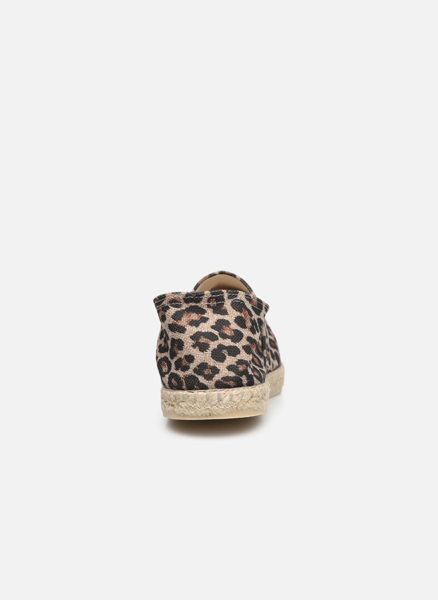 Espadrille 324 rustic Leopard