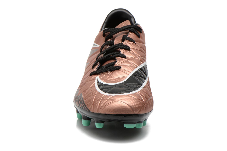 Sportschuhe Nike Hypervenom Phelon II Fg gold/bronze schuhe getragen
