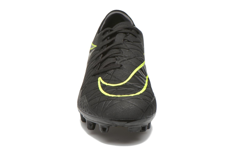 Sportschoenen Nike Hypervenom Phelon II Fg Zwart model