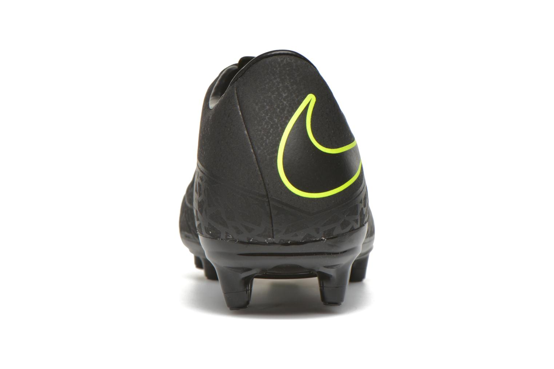 Sportschoenen Nike Hypervenom Phelon II Fg Zwart rechts