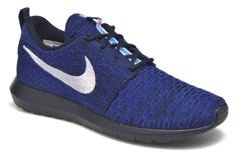 Sneaker Nike Nike Roshe Nm Flyknit blau detaillierte ansicht/modell