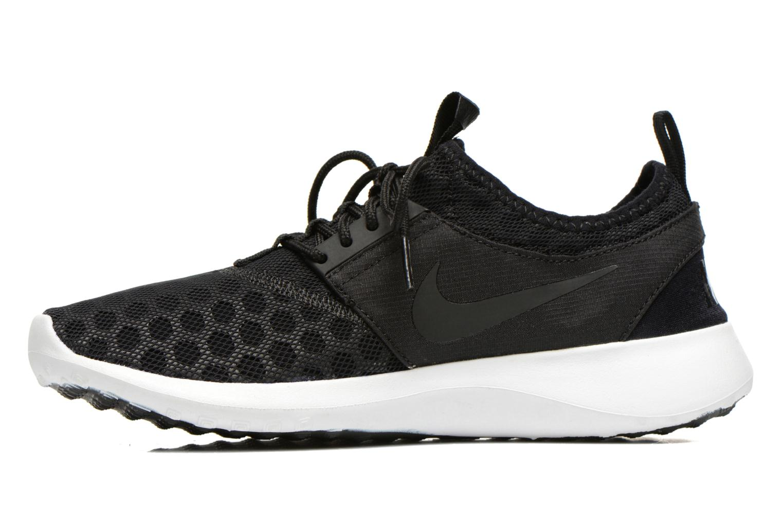 Sneaker Nike Nike Juvenate schwarz ansicht von vorne